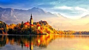 Beautiful Autumn Castle Mac Wallpapers Divine Nature-2727281125