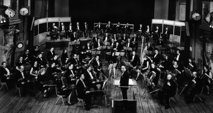 BBC-Radio-Orchestra-April-1971-